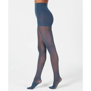 DKNY Comfort Luxe Semi Opaque Control Top Tights,